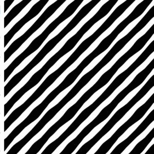 mono stripes
