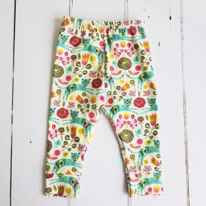 garden tigers leggings main