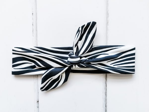 zebra headband main