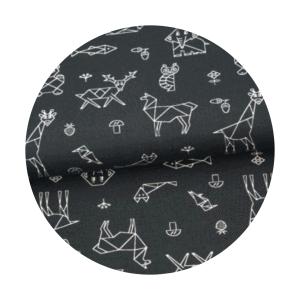 geo animals fabric