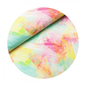 watercolour fabric