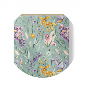 flower garden fabric